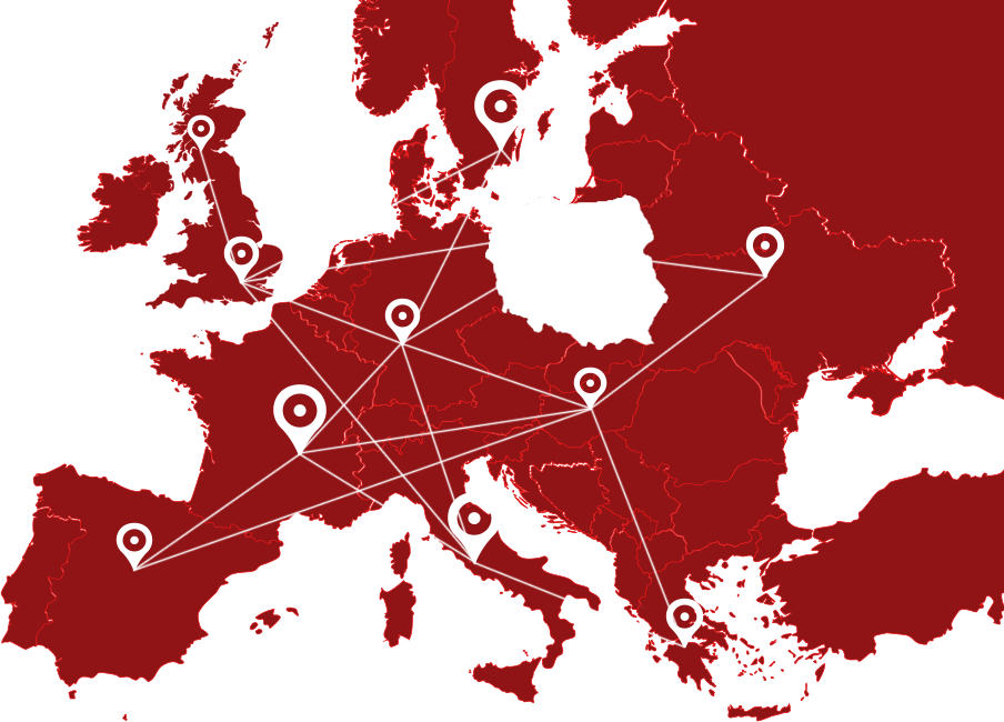 transportowa mapa