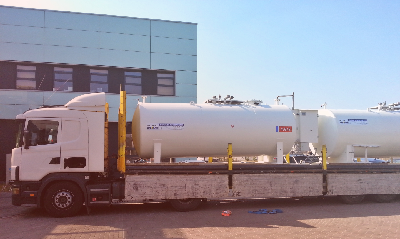 Transport ponadgabarytowy Mat Logistic